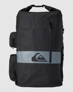 Quiksilver Evening Sesh 35L Large Surf Backpack - Backpacks (Black)