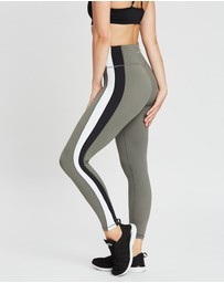 All Fenix - Three Fold 7/8 Leggings