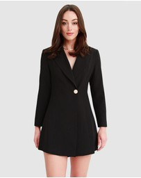 Belle & Bloom - The Avenue Blazer Dress