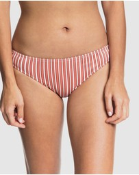 Roxy - Womens Sandy Treasure Full Separate Bikini Pant