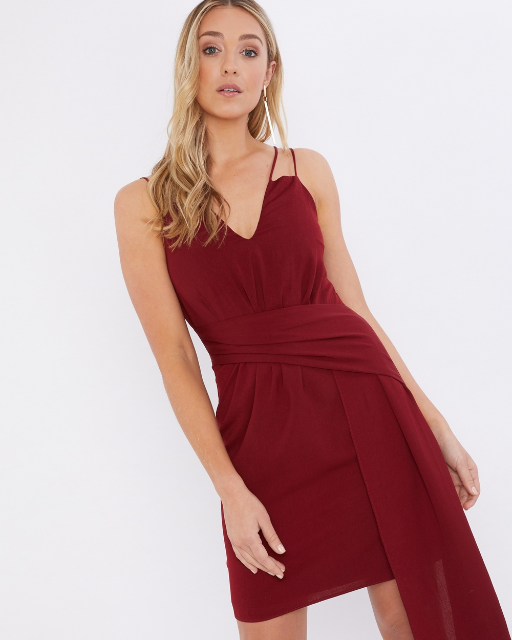 Tussah Stoke Cocktail Dress Bridesmaid Dresses Red Stoke Cocktail Dress