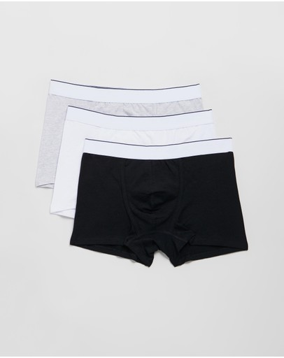 Staple Superior - 3-Pack Organic Cotton Trunks