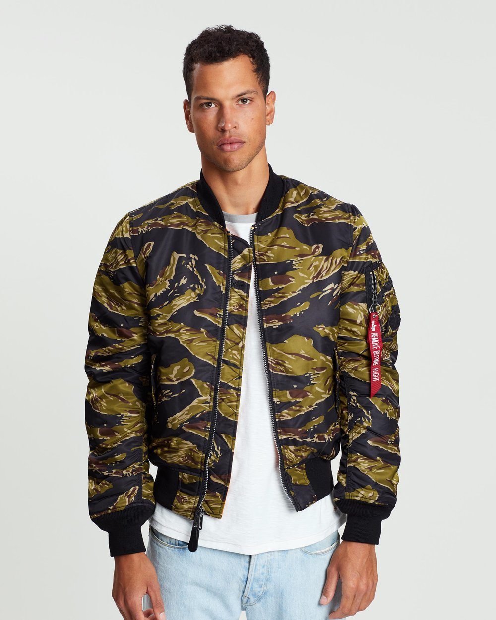 dc0208cd650e9 MA-1 Slim Jacket by Alpha Industries Online