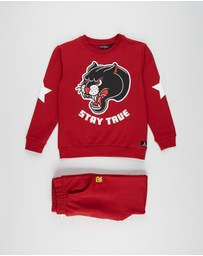 Rock Your Kid - Stay True Tracksuit Set - Kids