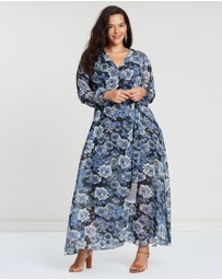 Cooper St - Floral Fantasy Maxi Dress