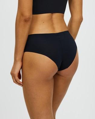 Calvin Klein Invisibles Hipster Briefs - Hipster Briefs (Black)