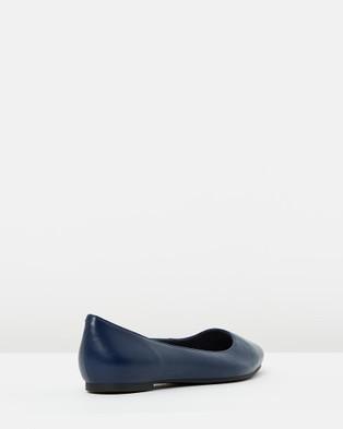 Sandler Lucia - Ballet Flats (NAVY)