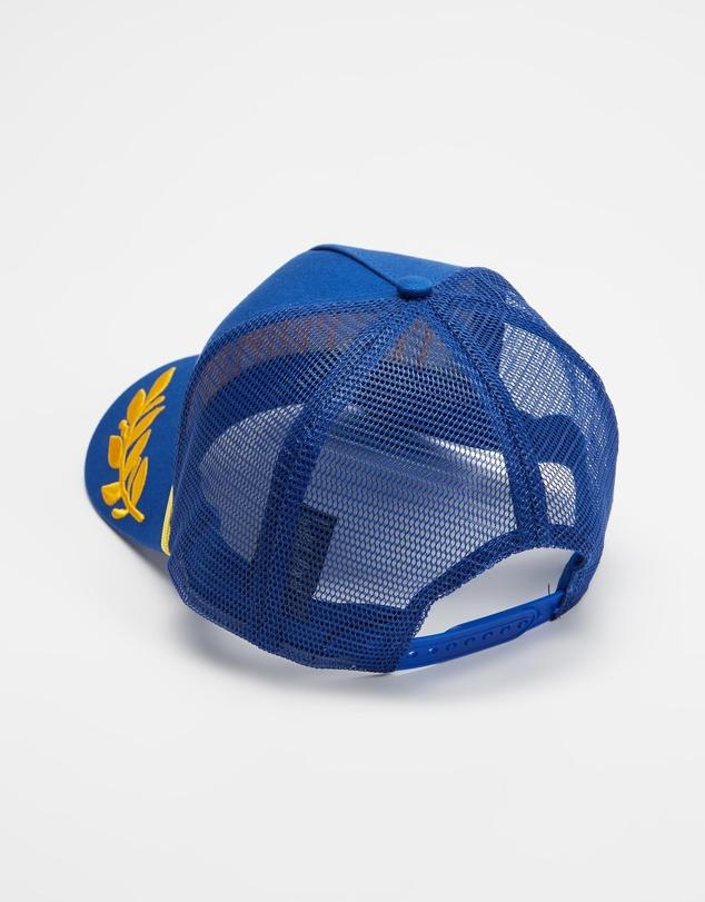 Women Embroidered Trucker Hat