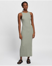 Bec + Bridge - White Water Midi Dress