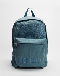 Kenzo - Canvas Tiger Backpack