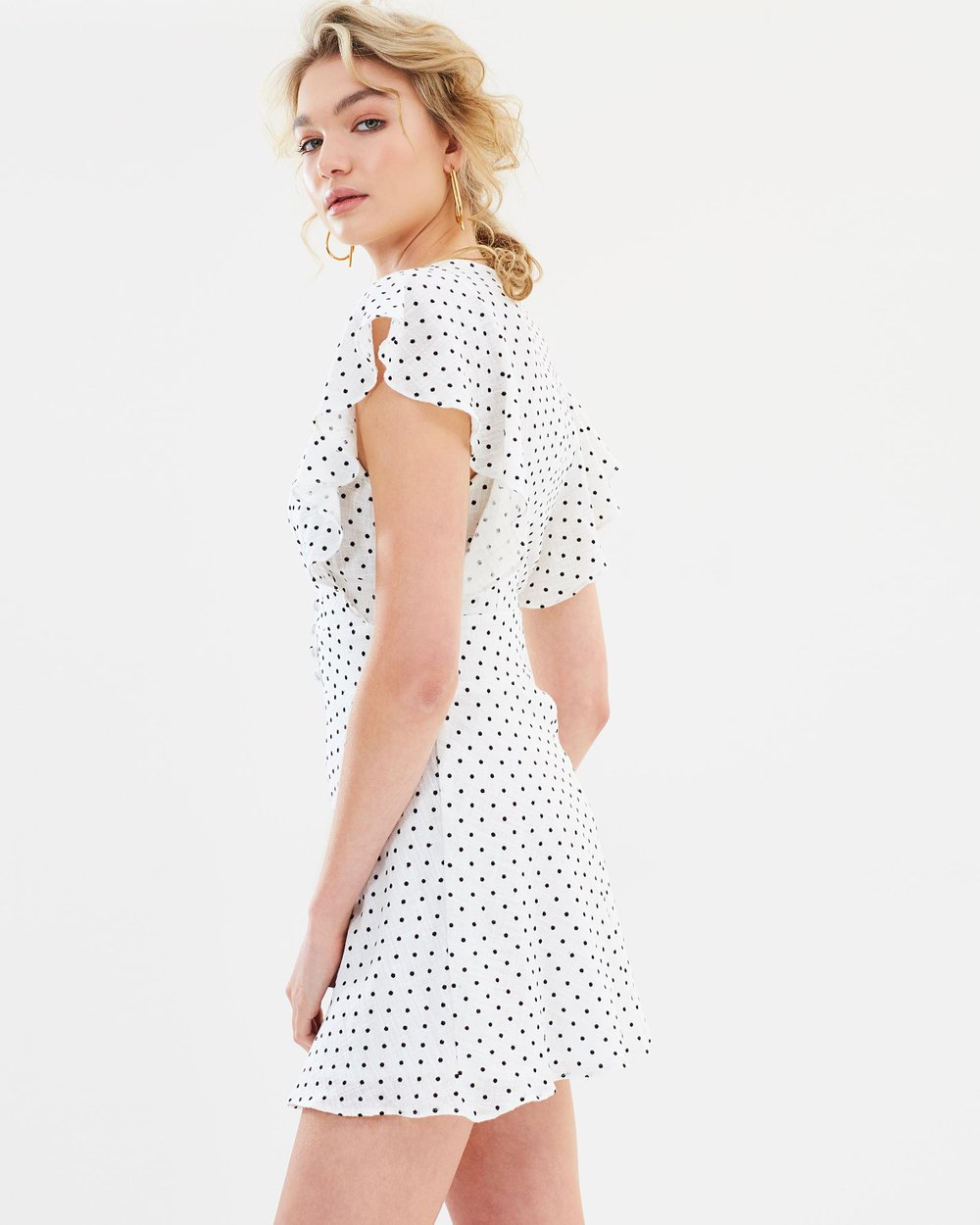 Petit Miam Plunge Dress by Bec   Bridge Online  32f460c35