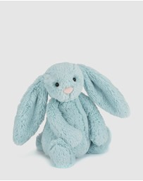 Jellycat - Jellycat Bashful Aqua Bunny Medium