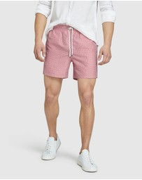 Oxford - Reece Swim Board Shorts