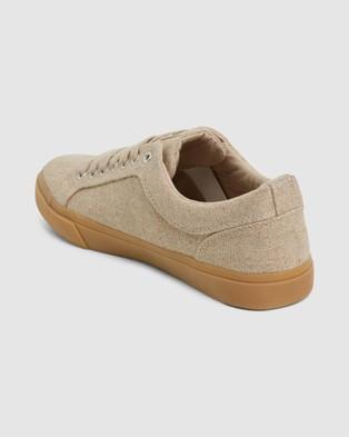 Kustom Finetime Classic Hemp Sneaker - Sneakers (NATURAL)
