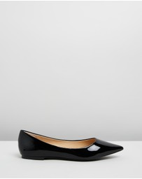 Atmos&Here - Kate Leather Flats