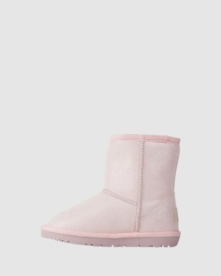CIAO - Chilly Slippers & Accessories (Blush)