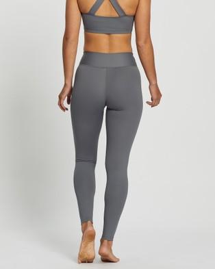 Liquido Active Extra Long Eco Leggings - Full Tights (Grey)