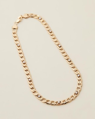 Jackie Mack Taylor Necklace - Jewellery (18k Gold)
