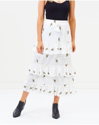 Wilde Willow - Essence Maxi Skirt
