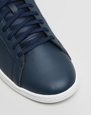 Le Coq Sportif Courtset   Men's - Sneakers (Dress Blue & Optical White)