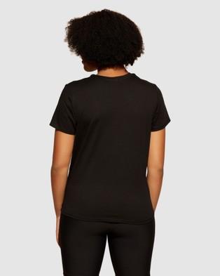 dk active Lane Tee T-Shirts & Singlets Black