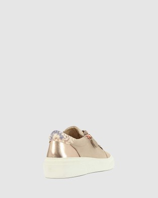 Eos Marble - Lifestyle Sneakers (Nude )
