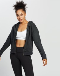 Reebok Performance - Textured Fullzip Jacket