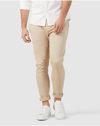 French Connection - Slim Fit Chino Pants