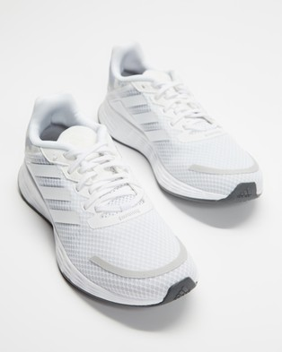 adidas Performance Duramo Sneakers - Performance Shoes (White & Dash Grey)