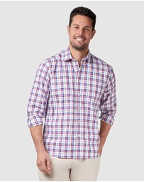 Blazer - Finley Long Sleeve Check Shirt