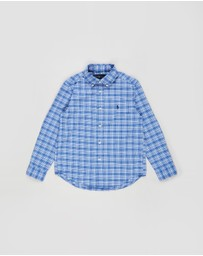 Polo Ralph Lauren - LS Check Shirt - Kids (5-7 Years)