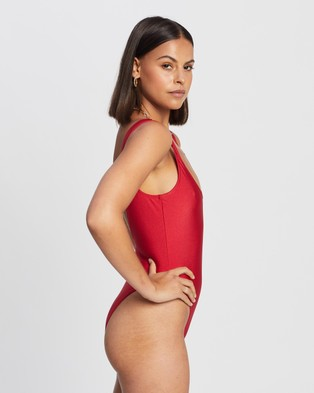 Endless World Stage One Piece - One-Piece / Swimsuit (Red)