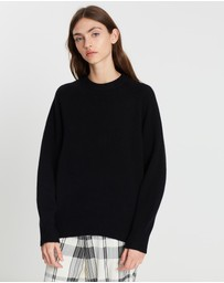 Theory - Knit Sweatshirt
