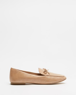 ALDO - Lilly Flats (Bone)