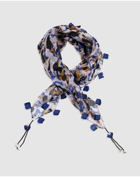 Arms Of Eve - Monet Silk Scarf