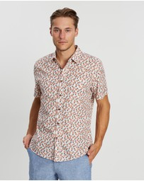 Sportscraft - Short Sleeve Regular Gerald Shirt