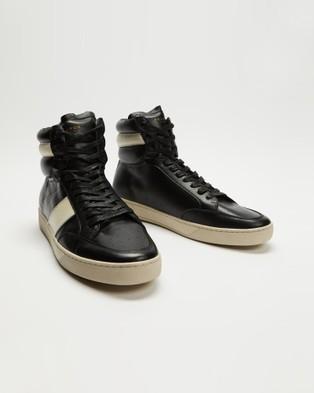 Patron Saint Of Drake Hi Top Sneakers - Sneakers (Black Putty)