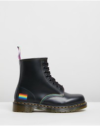Dr Martens - Womens 1460 Pride Smooth Boots