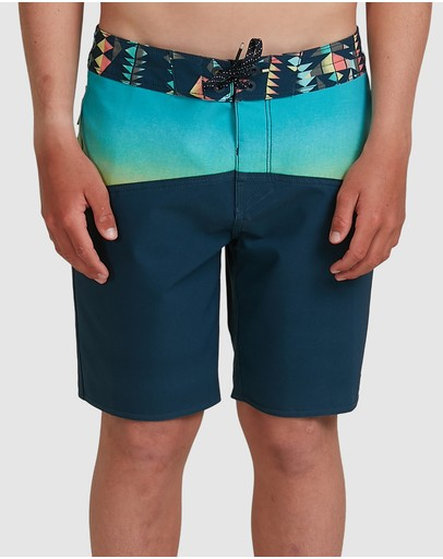 Billabong - Boys Fifty50 Pro Boardshorts
