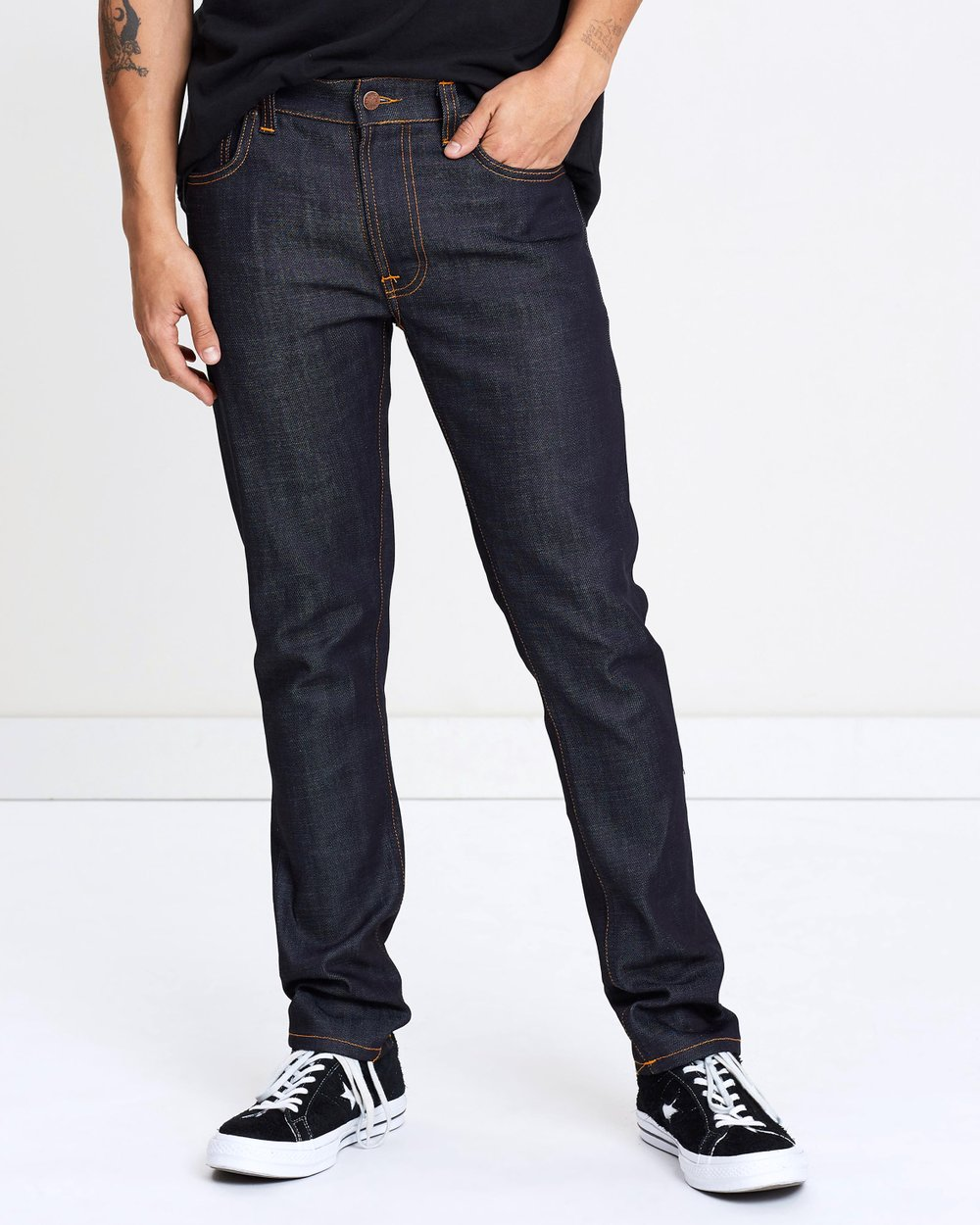 0ca2bb5c833a07 Lean Dean Jeans by Nudie Jeans Online | THE ICONIC | Australia