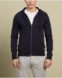 Paul Smith - Tape Zip Hoodie