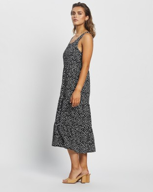 All About Eve Whitney Midi Dress - Printed Dresses (Multi-Coloured)