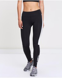 Reebok Performance - Workout Ready Big Delta Tights