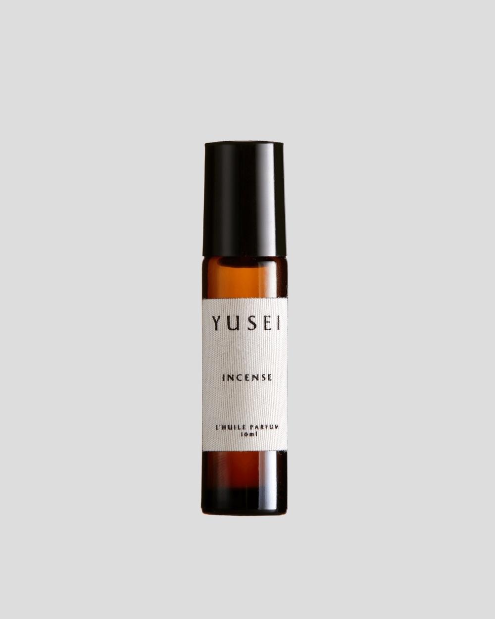 Yusei Incense Essential Oils White