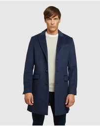 Oxford - Frost Herringbone Coat
