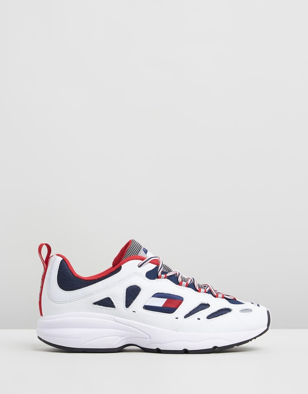 Tommy Jeans - Heritage Retro Sneakers