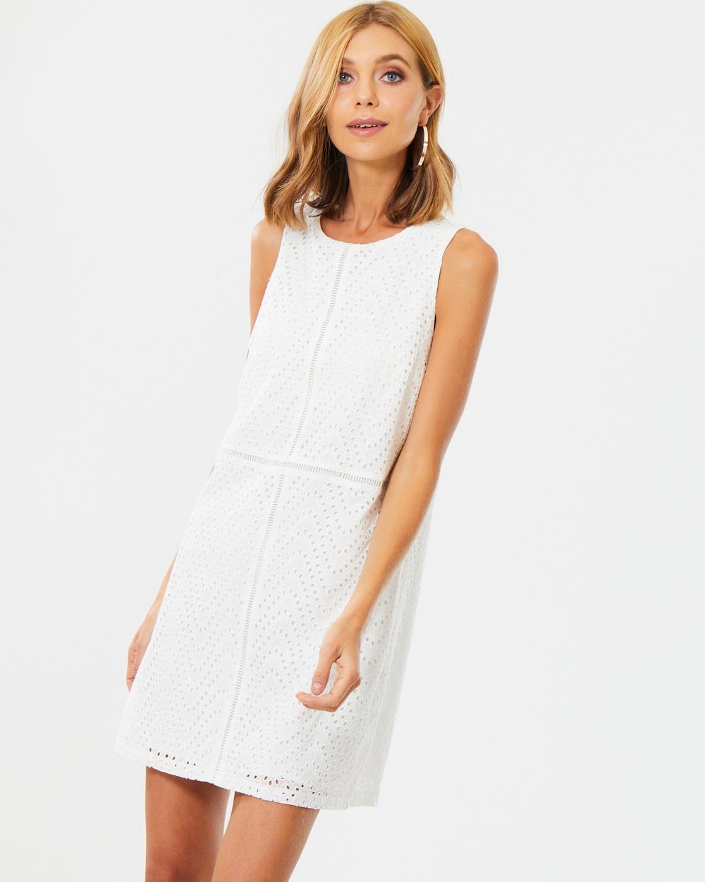 Calli Jessica Dress Dresses White Lace Jessica Dress