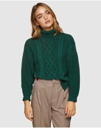 Oxford - Zoe Cable Knit