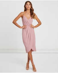 CHANCERY - Caitlyn Midi Dress