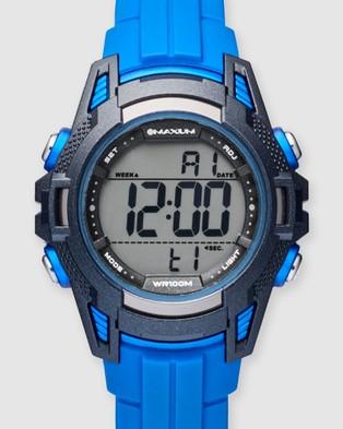 Maxum Breaker - Watches (Blue)